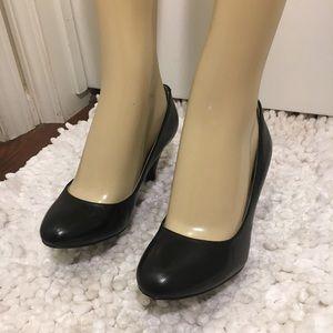 Style&Co Basic Black Dress Shoes 9